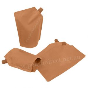 10mm Spout Pouches (Corner Spout / Filling From Spout)
