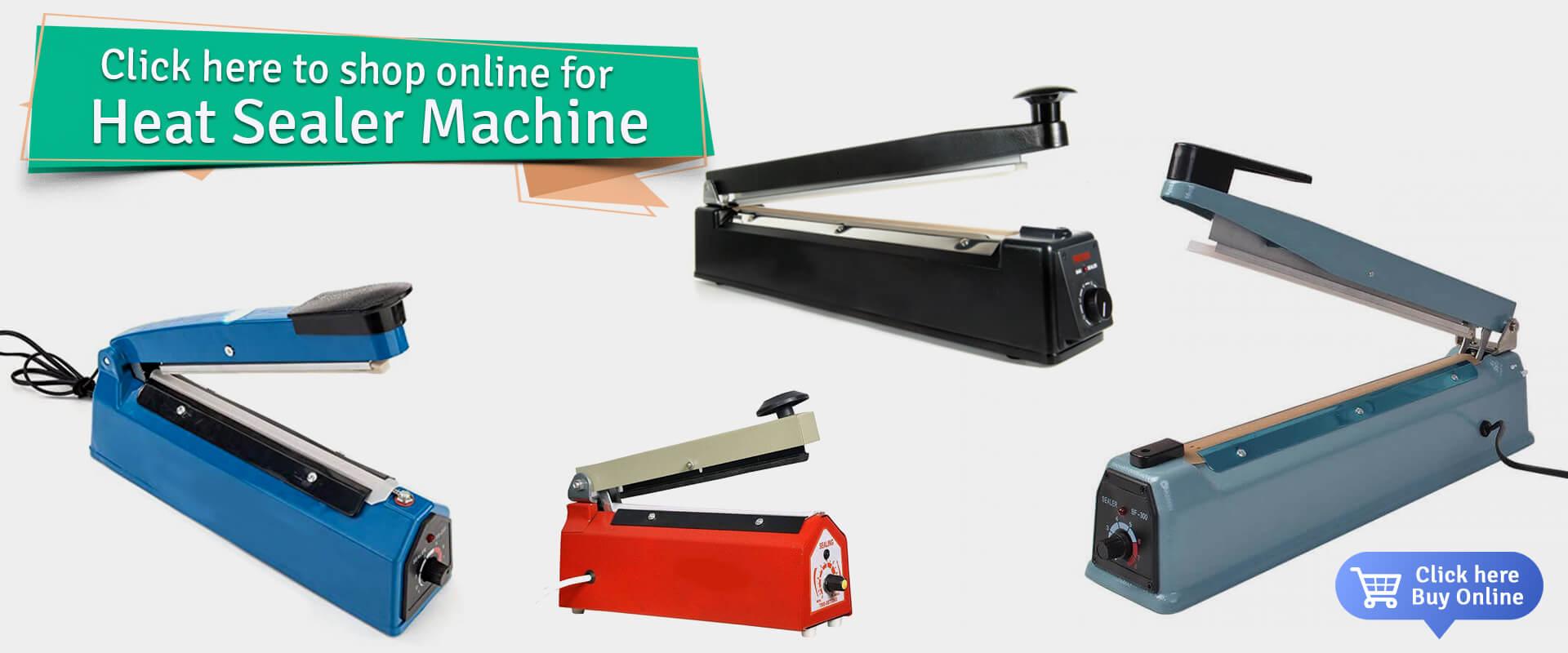 Heat Sealet Machine